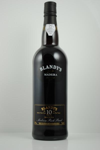 Madeira BUAL 10 years
